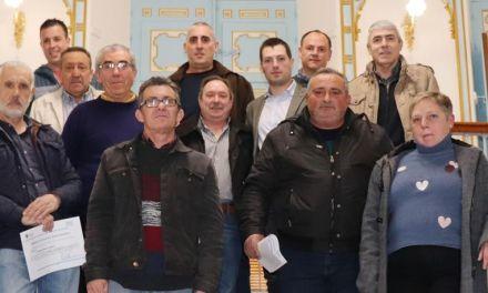 Entregados los diplomas del Tercer Plan de Empleo de Cehegín