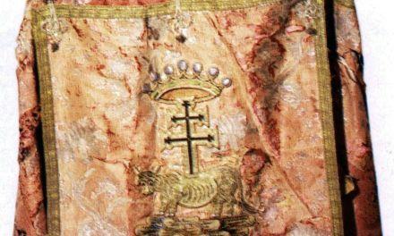 20 de marzo de 1765: Confección de un terno litúrgico con la pieza de tela donada por la reina Barbara de Braganza