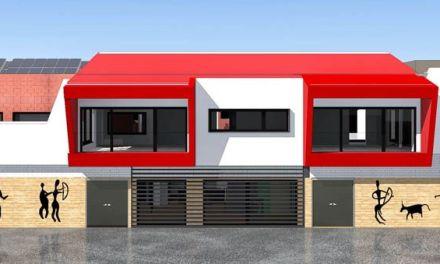 La empresa ceheginera Construcciones Pérez y Fajardo SL iniciará en breve las obras del Complejo Deportivo 'Loli de Gea'