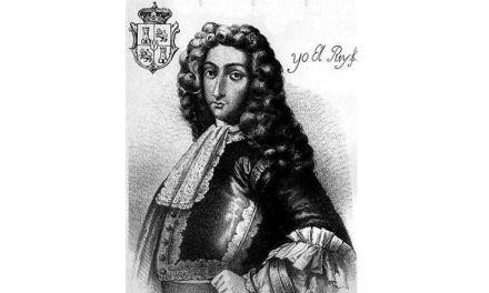26 de febrero de 1724: Noticia de la proclamación al trono de Luís I