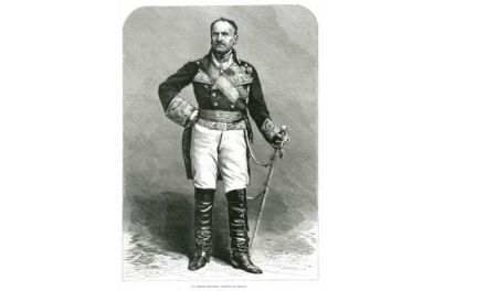 27 de febrero de 1856: Homenaje en Caravaca al General Espartero