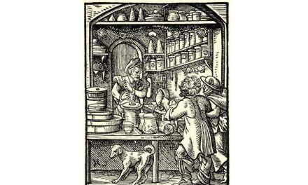 21 de marzo de 1547: Boticas y boticarios en Caravaca