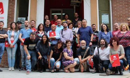 Juani Marín en el puesto 8 en la lista al Congreso de los Diputados de IU-Verdes Región de Murcia