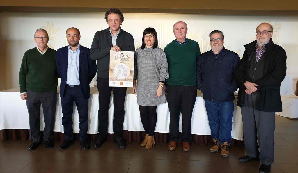 La Sociedad Gastronómica de Caravaca celebra sus jornadas anuales los días 1 y 2 de marzo