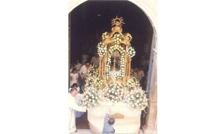 Los Carros procesionales de la Stma. Cruz