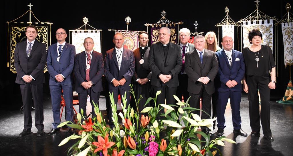 Calasparra inicia su Semana Santa 2019 con el Pregón de D. Fernando Gutiérrez Reche