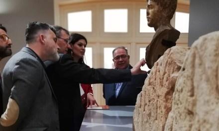 El Arqueológico de Murcia muestra los tesoros de las 'villae' romanas del sureste de Hispania