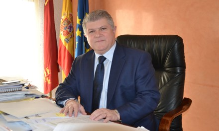 José Vélez, nuevo delegado del Gobierno de la Región de Murcia