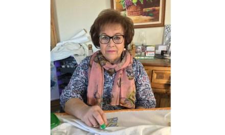 """""""Sigue siendo un trabajo bastante mal pagado, pero lo hago porque me encanta"""", Dolores Martínez Martínez"""