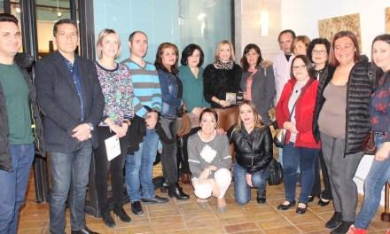 Inaugurada en Bullas la exposición 'Mujeres de fuego'
