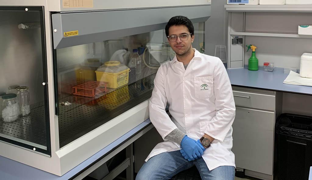 """""""Hay que tener claro que invertir en ciencia es invertir en el futuro de nuestro país"""", Francisco José Quiñero Muñoz"""