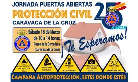 Protección Civil imparte talleres sobre autoprotección en situaciones de emergencia este sábado en La Corredera