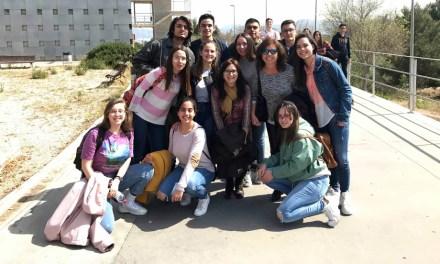 Doce alumnos del IES 'San Juan de la Cruz' participan en la Olimpiada de Francés