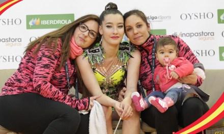 """""""Trabajar, estudiar y ser madre de un bebé llevando un club de competición no deja mucho tiempo libre"""", Rosa María Matallana"""