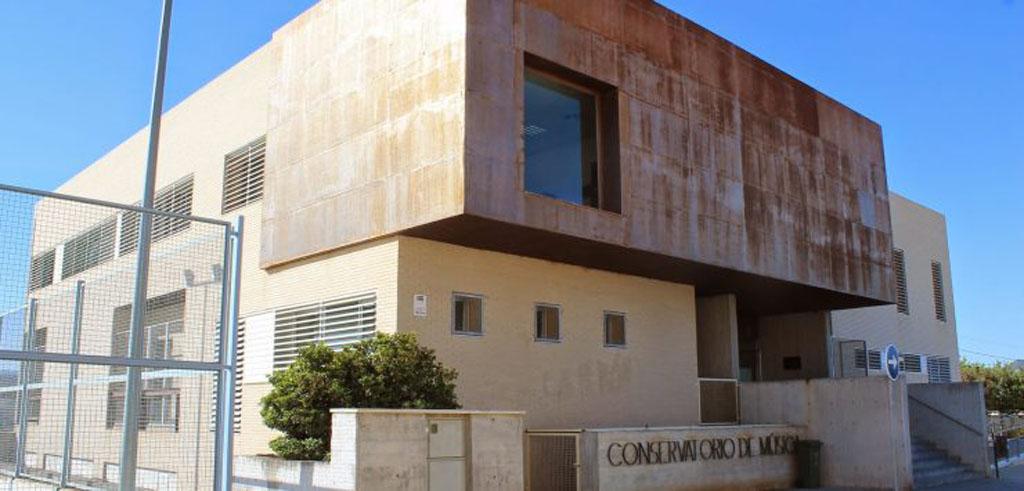 """Mónica Sánchez: """"El Conservatorio de Música es otro ejemplo de la dejadez del Gobierno del PSOE de Caravaca al estar varios meses sin administrativo"""""""