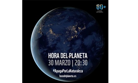 Cehegín se adhiere a La Hora del Planeta
