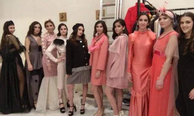 """""""Mis colecciones son como un diario en mi pensamiento"""", Pilar Llamas, diseñadora"""