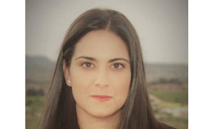Ana Isabel Belijar, candidata de Ciudadanos a la alcaldía de Pliego