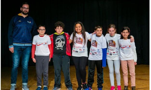 El CB Begastri entrega sus Premios Innova a los valores en el deporte