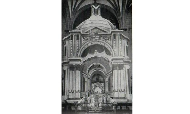 Semana Santa: monumentos y estaciones