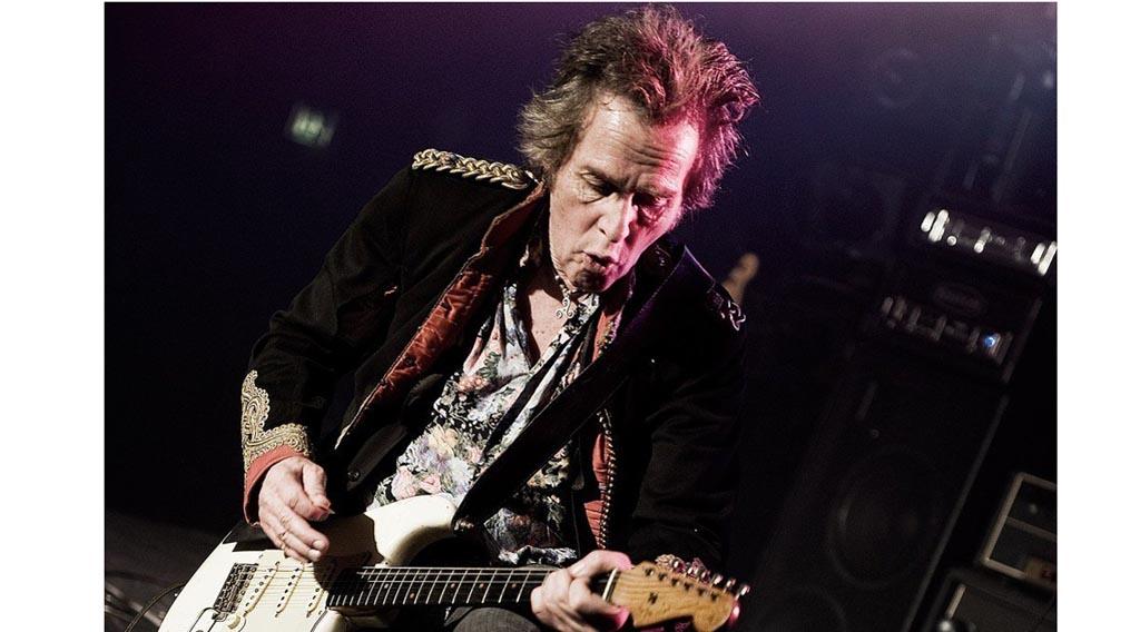 Una neumonía nos arrebata al prestigioso guitarrista Bernie Tormé