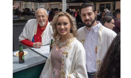 """""""El Bando Cristiano está muy sano"""", Juan Antonio Fernández Rodríguez, presidente del Bando Cristiano"""