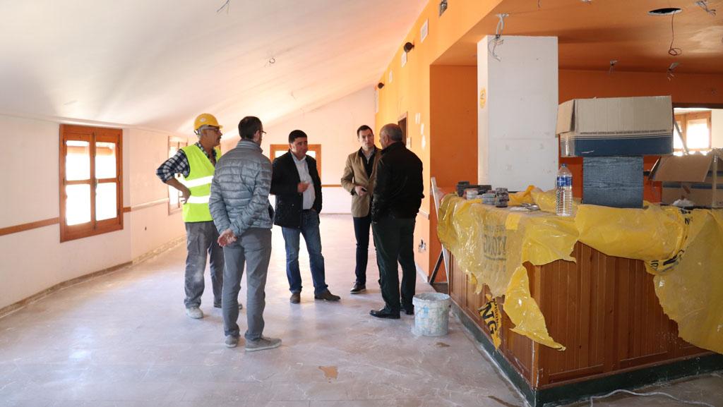 El Ayuntamiento de Cehegín rehabilita el Hotel La Muralla