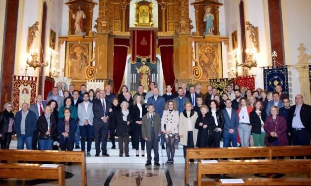 Ángel Soler pregona la Semana de Pasión en Pliego
