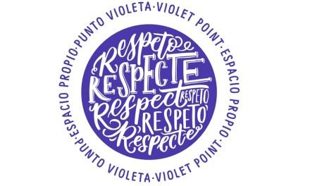 Cruz Roja Juventud instala mañana en Caravaca un 'Punto Violeta' para prevenir comportamientos sexistas y posibles agresiones machistas