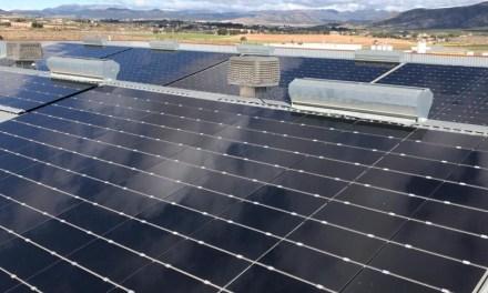 Postres Reina pone en marcha una Planta Fotovoltaica en sus instalaciones de Caravaca de la Cruz