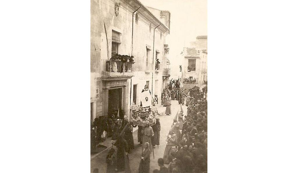 La Semana Santa de Caravaca en los últimos años del siglo XIX