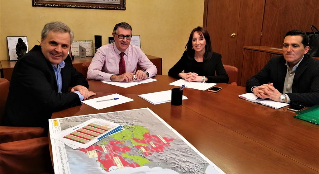 El Ayuntamiento de Bullas solicita a la Confederación Hidrográfica del Segura información sobre el elevado nivel de nitrato en los acuíferos de Bullas