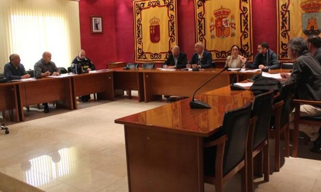 Reunida la Junta Local de Seguridad que prepara el protocolo de seguridad a seguir para San Marcos