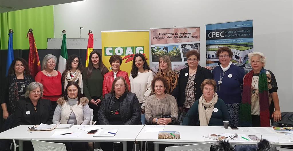 La Asociación 'Agua y Tierra' celebra su asamblea regional en Cehegín