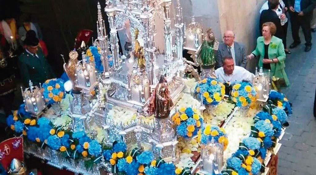 Cómo se viven en Apcom las Fiestas de Caravaca