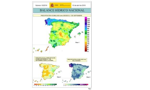 Las lluvias llegan al sureste en los próximos días