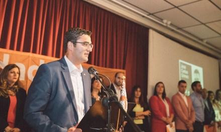 «No son unas elecciones cualquiera, van a marcar el rumbo de Caravaca para las próximas décadas», José Carlos Gómez, candidato de Ciudadanos a la alcaldía