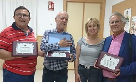 Presentado 'Campos del Río en tiempos de guerra' de Juan Abenza