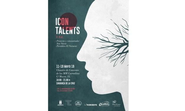 La segunda edición de 'Icon Talents' reunirá en Caravaca a cerca de una treintena de artistas de diversas disciplinas