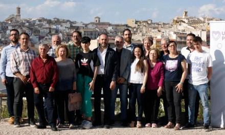 Unidas Podemos Cehegín presenta la lista que acompaña a Cristóbal Pintor a las elecciones del 26 de mayo