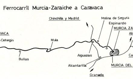 El tren de Caravaca