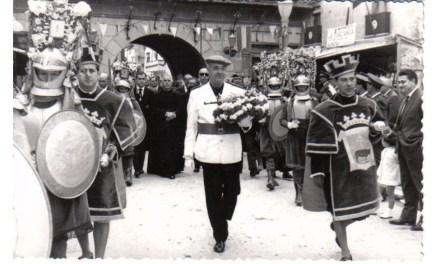 El alcalde Pepe Gómez