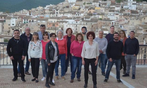 Ganar Moratalla-IU: «No queremos gobernar por delegación, sino con participación»