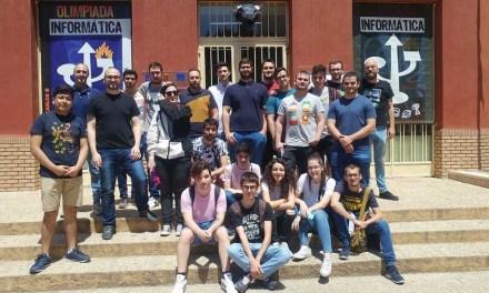 El IES San Juan de la Cruz vuelve a triunfar en la XVI Olimpiada Regional Informática