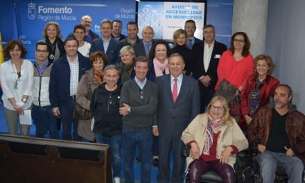 Bullas y Cehegín optan a las ayudas regionales para mejorar la accesibilidad de sus municipios