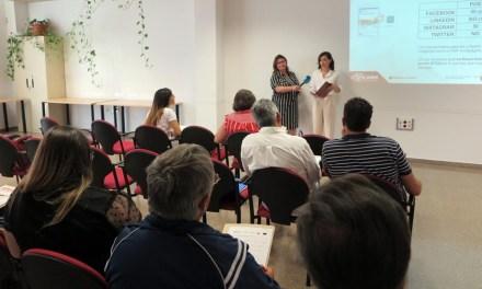 Una veintena de emprendedores asisten en Caravaca al taller sobre competencias digitales y negocio electrónico del proyecto Cecarm