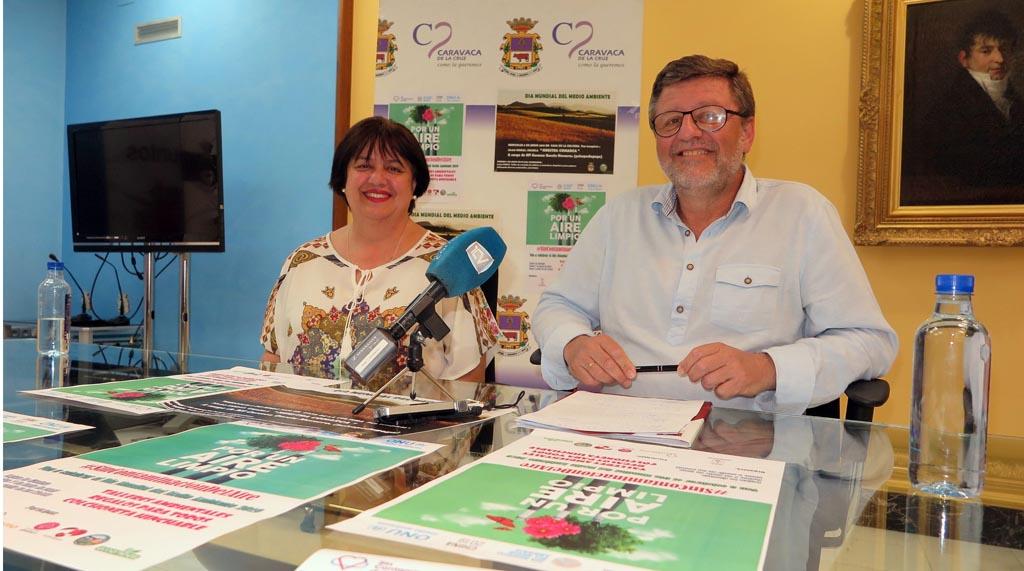Caravaca programa actividades con motivo del 'Día Mundial del Medio Ambiente'