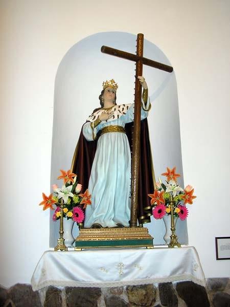Antigua Santa Elena en la actualidad