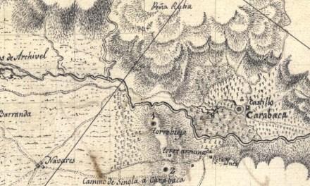 19 de Octubre de 1798: Abastecimiento de agua potable a Caravaca procedente del Río de la Chopera
