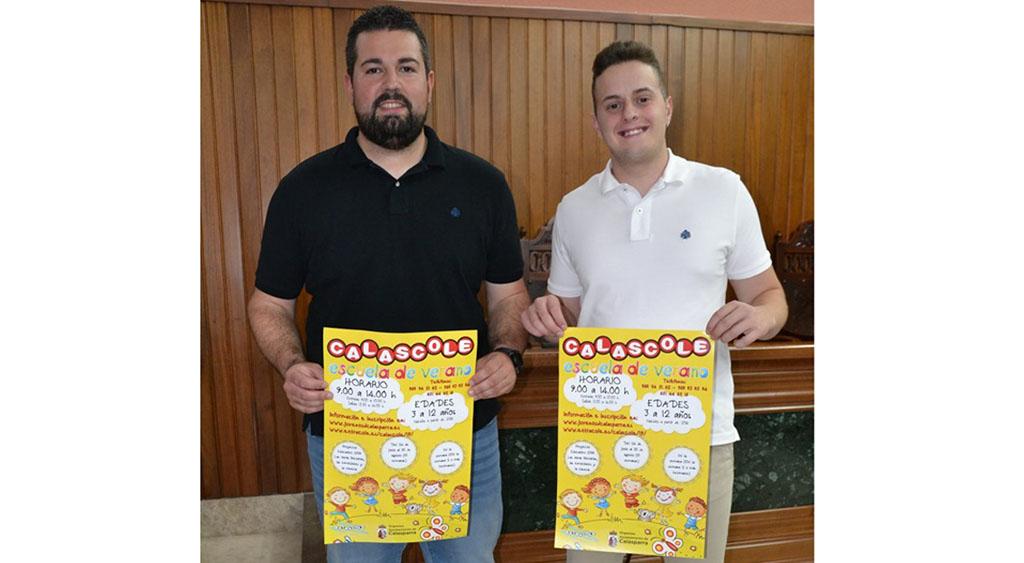 Presentada la Escuela de Verano municipal de Calasparra